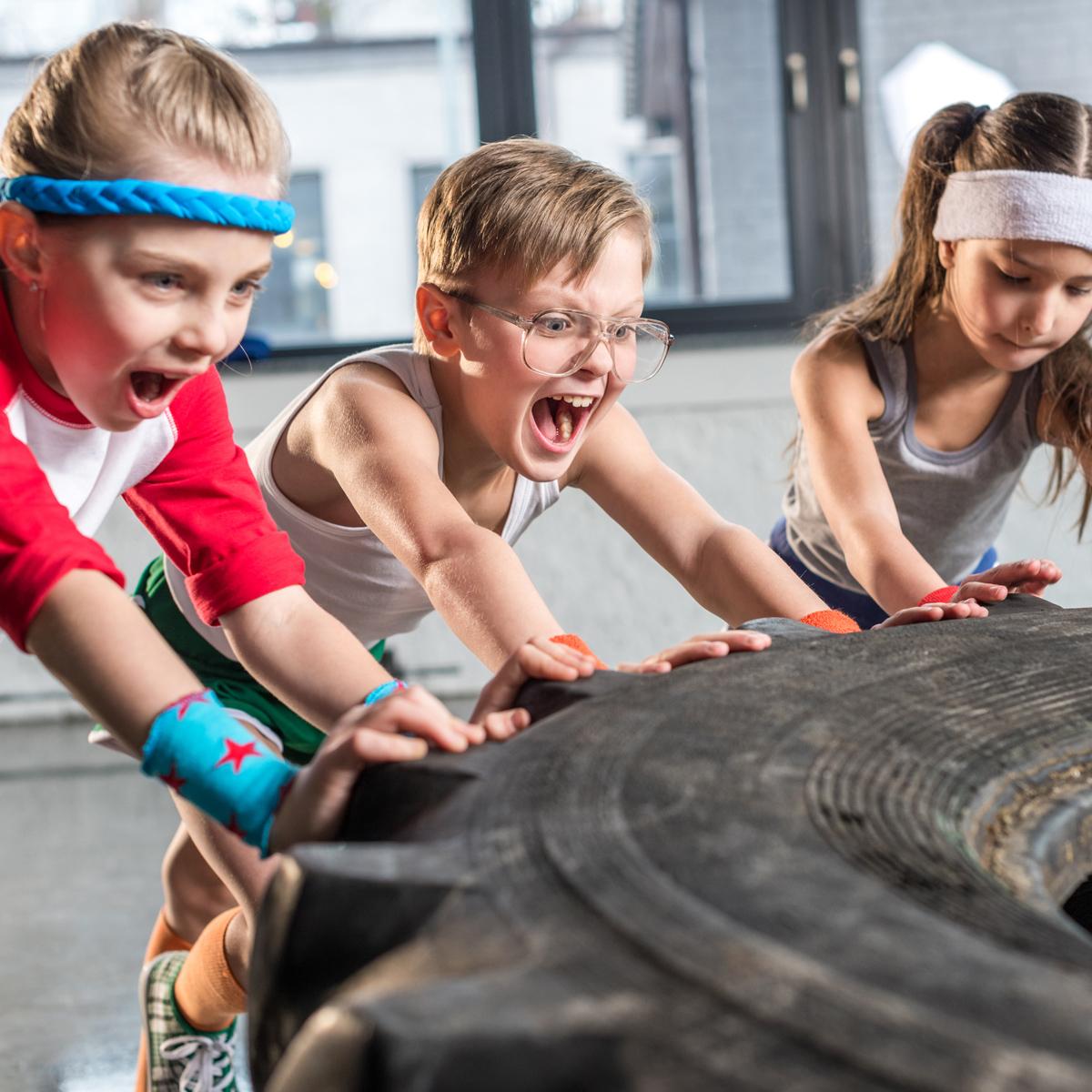 CrossFit Kids in Brownsboro, AL